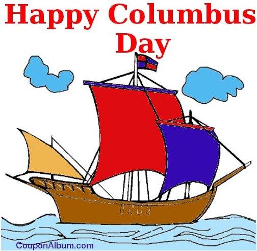 Happy Columbus Day 2014